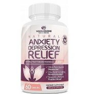 Wholesome Wellness Natural Anxiety & Depression Relief